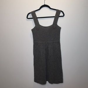 BCBG MaxAzria Grey Wool Dress